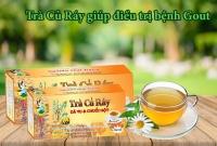 Trà củ ráy - công dụng trà củ ráy