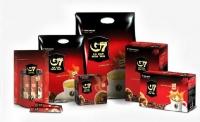 Phân phối cà phê hòa tan g7
