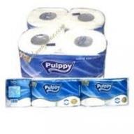 Giấy vệ sinh Pulppy 10 cuộn/Dây
