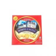 Bánh quy bơ White Castle màu đỏ - Hộp thiếc tròn 681gr