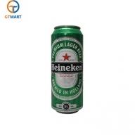 Bia heineken lon cao 500ml - két 24 lon Thailand