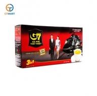 Cà phê Trung Nguyên G7 Hòa tan 3in1 (21 gói*16g/hộp)