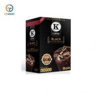 K Coffee Black 2in1(225g/hộp, 15gói x 17g)(hộp)