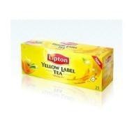 Trà Lipton Nhãn Vàng (25 túi/Hộp)