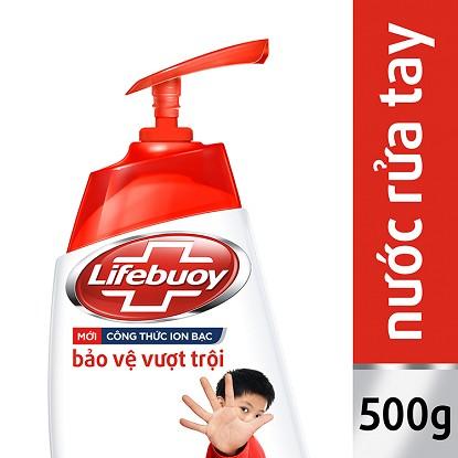 Nước rửa tay lifebuoy BVVT 500ml