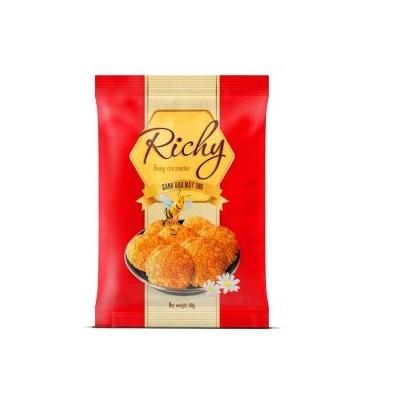 Bánh gạo Richy vị Mật ong - Thùng x 20 gói x 108g
