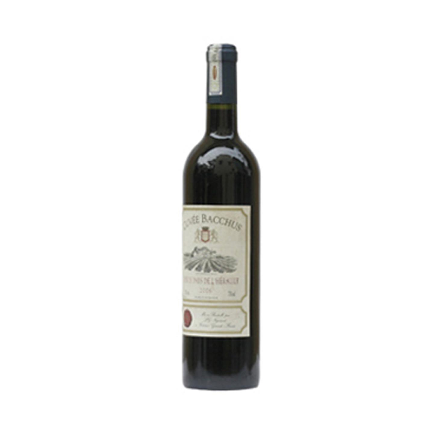 Rượu vang Cuvée Bachuss