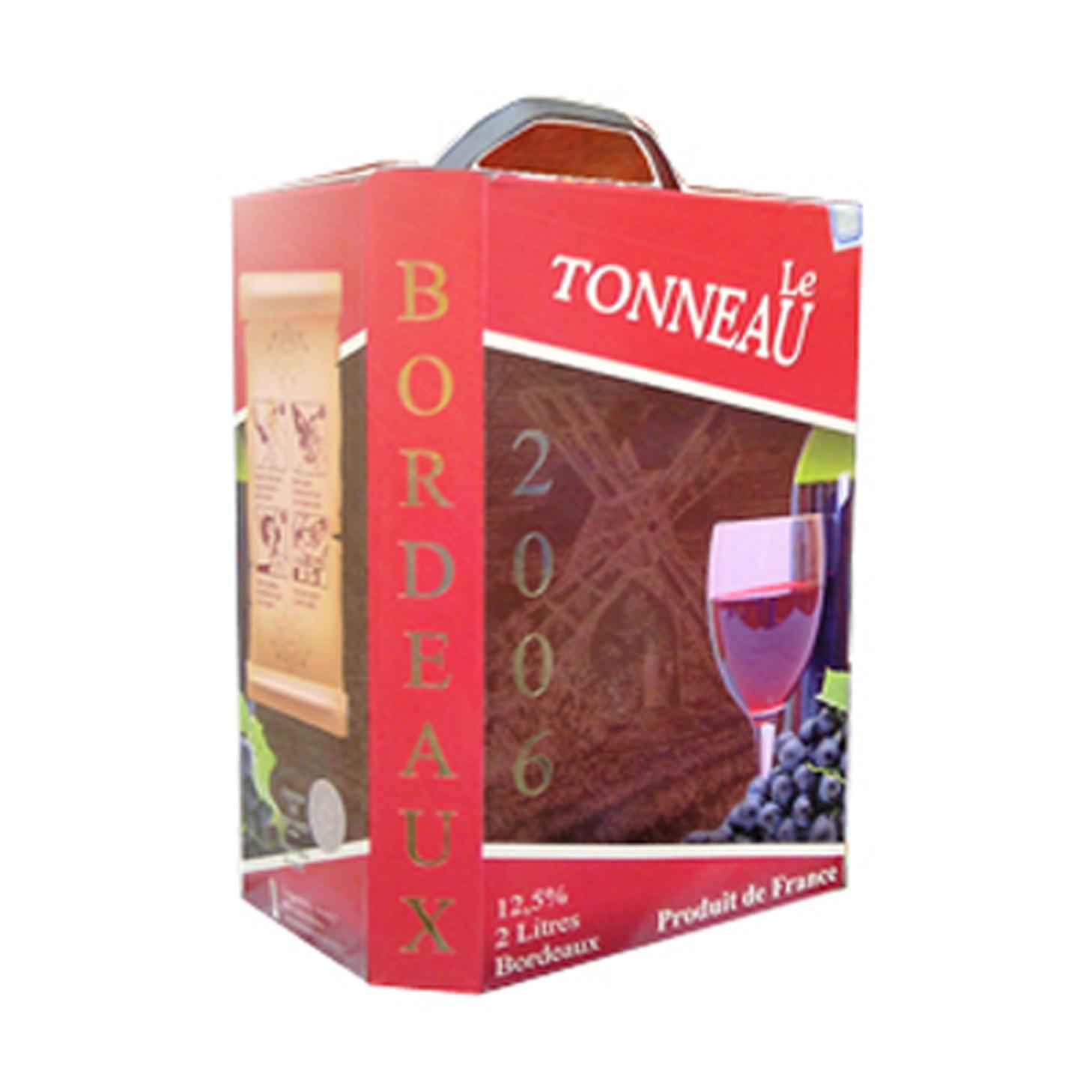 Rượu vang Bordeaux Le Tonneau