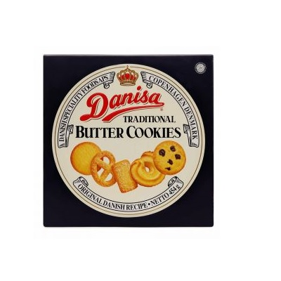 Bánh Danisa - Thùng 12 hộp x 454G