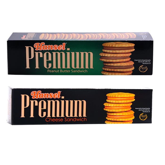 Bánh quy kem Hansel Premium