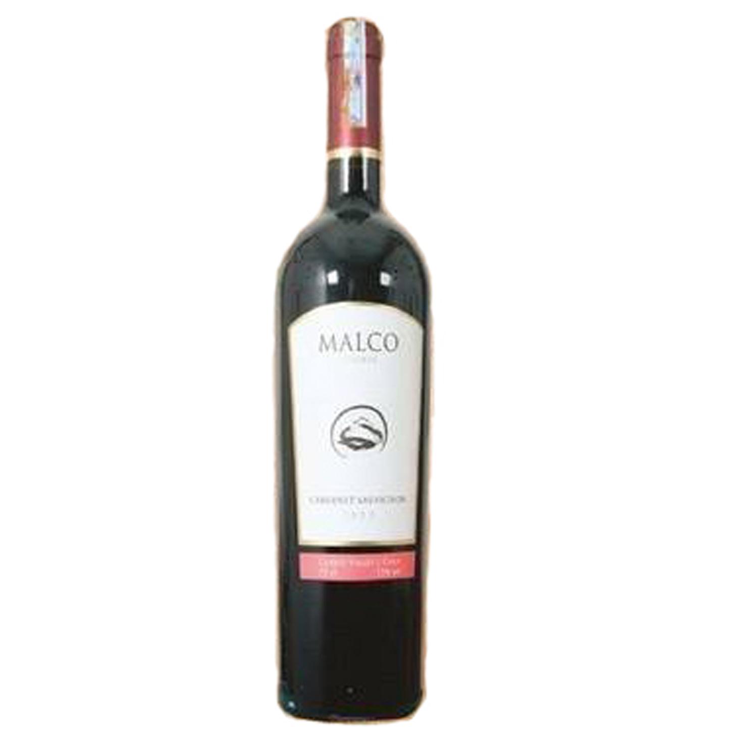 Rượu vang Malco Cabernet Sauvignon