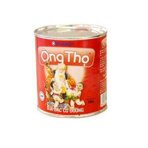 Sữa đặc Ông Thọ đỏ (380g/hộp)