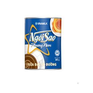 Sữa đặc ngôi sao Phương Nam Xanh (380g/hộp)