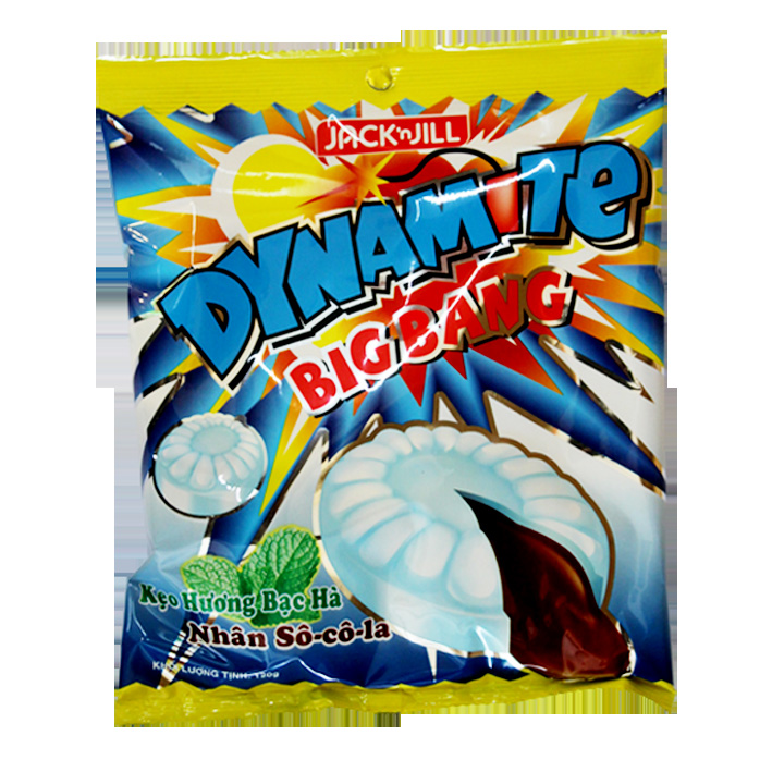 Kẹo Dynamite Big Bang 120g