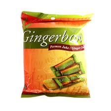 Kẹo Gừng Dẻo Gingerbon 125g