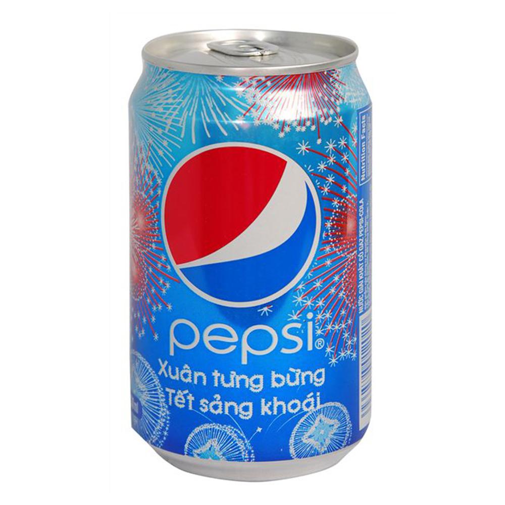 Nước Ngọt Pepsi 330ml/Lon