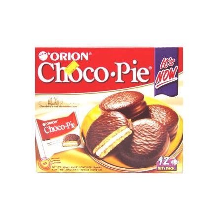 Bánh Chocopie - Thùng 8 hộp x 12 chiếc (396g)