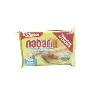 Bánh Kem Xốp Nabati CheeseWafer 58g
