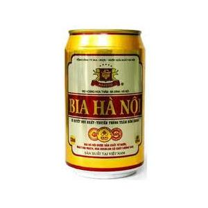 Bia Hà Nội Lon 300ml
