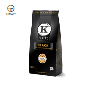 K Coffee Black (bịch 227g)