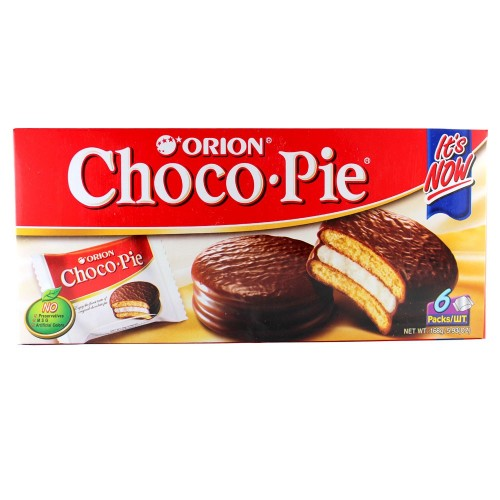 Bánh Choco-Pie Orion 6Packs