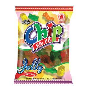 Kẹo Jelly Chip Hải Hà 100g