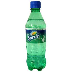 Nước Ngọt Sprite Chai 390ml