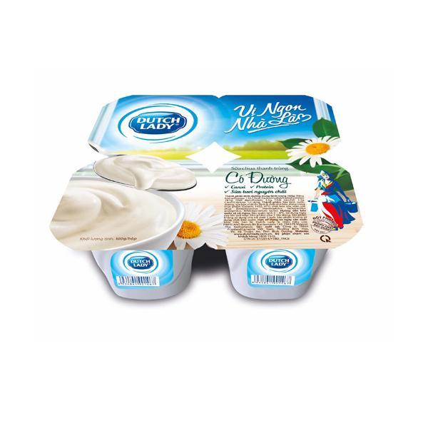 Sữa Chua Cô Gái Hà Lan Có Đường