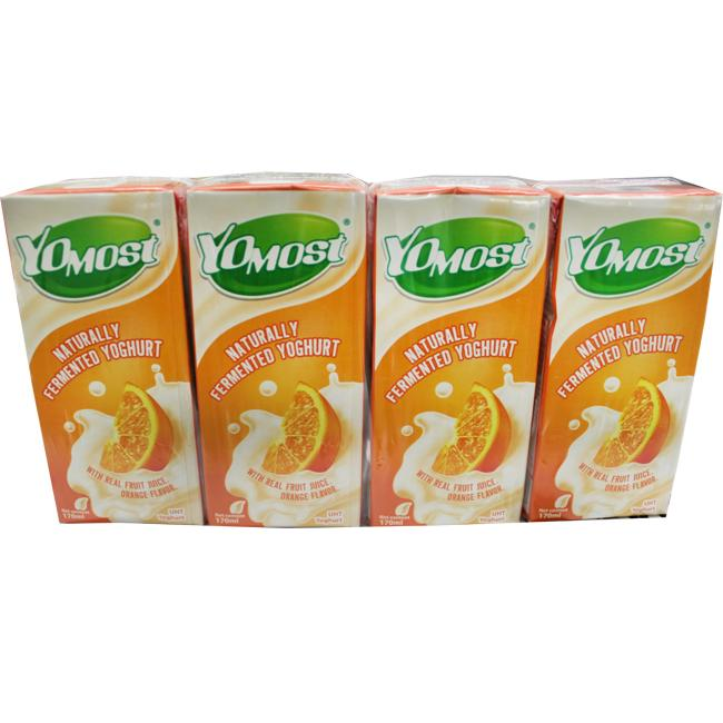 Sữa Chua Yomost Cam 180ml