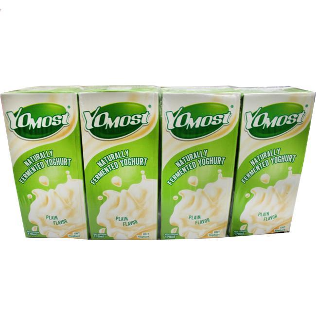 Sữa Chua Yomost Tự Nhiên 170ml