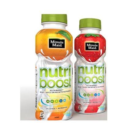 Sữa Trái Cây Nutri Boost Cam, Dâu 1 lít