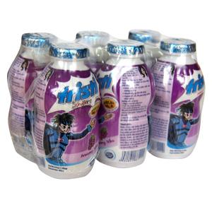 Sữa Tiệt Trùng Fristi Hương Nho 80ml * 6