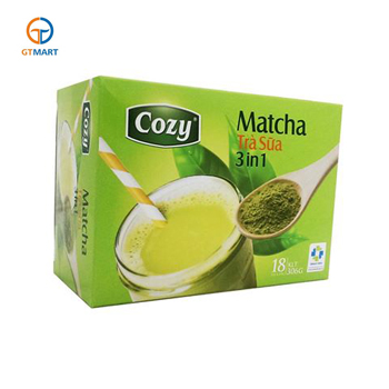 Trà Cozy Matcha 3in1
